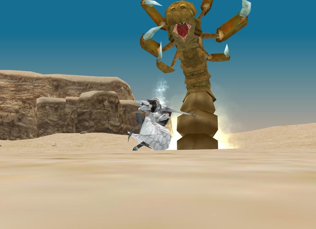 ハティル砂漠