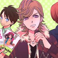 月刊コミックジーンで連載中の「ラノベ王子☆聖也」、コミックス発売を待たずしてドラマCD化が決定