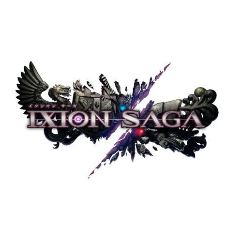 「イクシオン サーガ」ロゴ