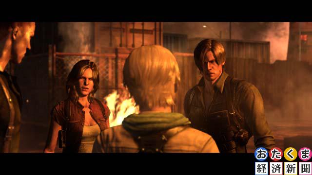 危機的状況を脱したレオンとヘレナは、ジェイク達と出会う