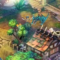 美麗グラフィックが特徴のブラウザ型MMORPG「パルプラネット」日本展開決定