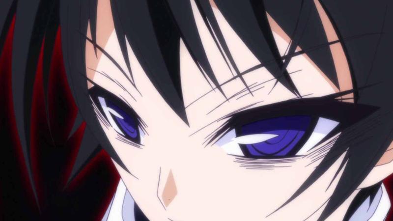 アニメ「めだかボックス アブノーマル」