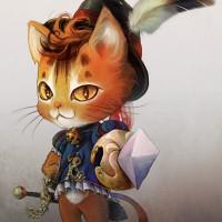 聖剣ONLINE_伯爵猫剣客