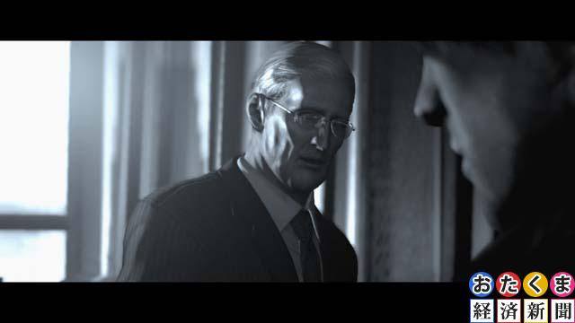 アダム・ベンフォード大統領 ―バイオテロ根絶の決意をともにしたレオンの旧友