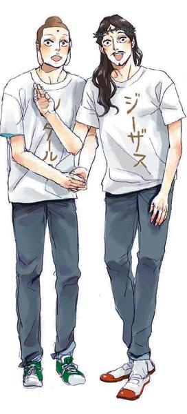 アニメ映画「聖☆おにいさん」
