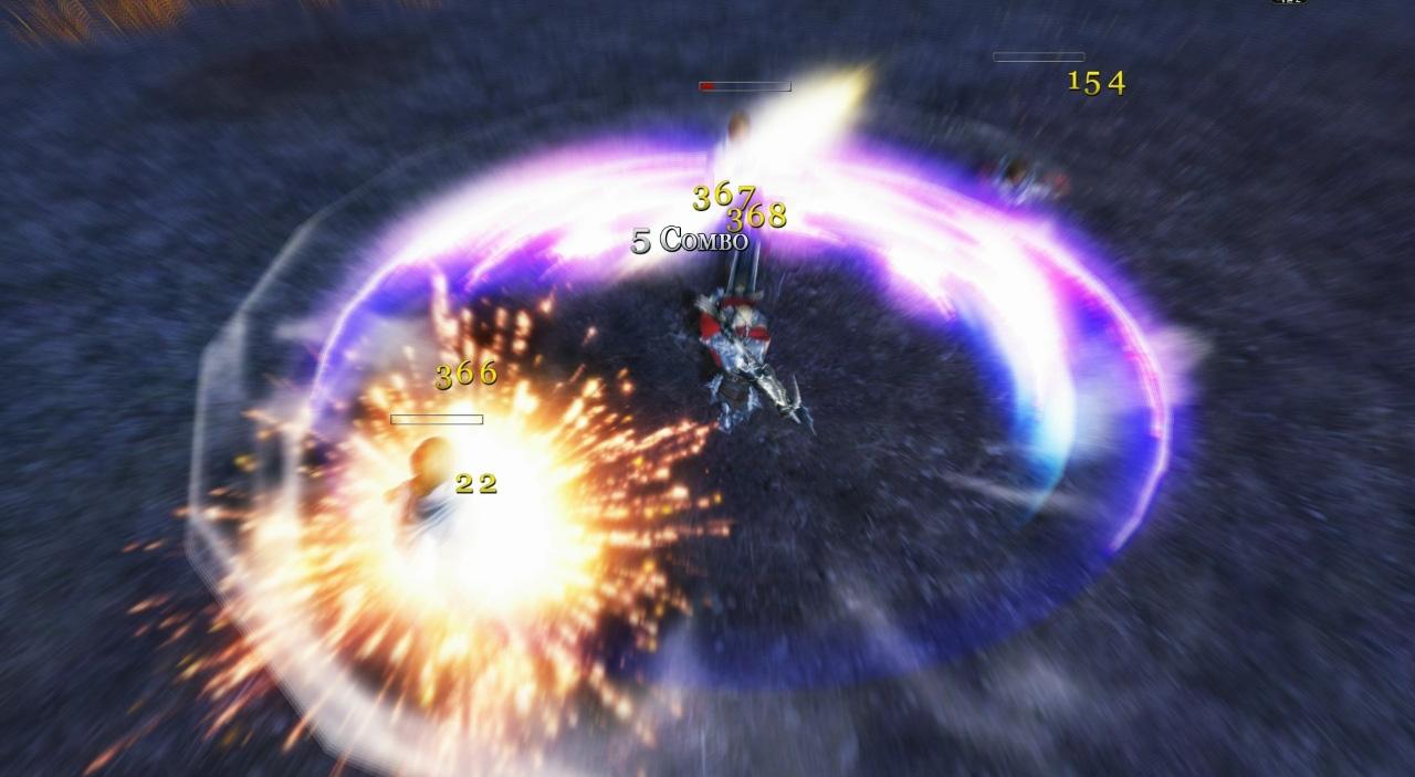 「イクリプス・オブ・エデン」ゲーム内画像
