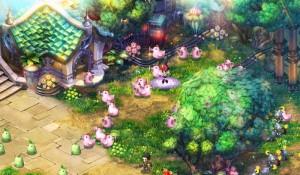 ブラウザ型オンラインMMORPG「PAL Planet ~パルプラネット~」