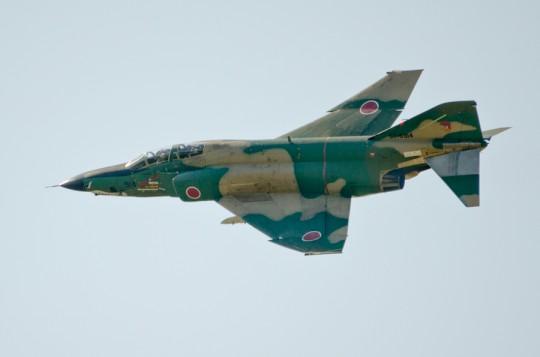 501飛行隊のRF-4E(57-6914)