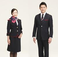 日本航空、グループ統一の新デザイン制服を2013年上期から導入