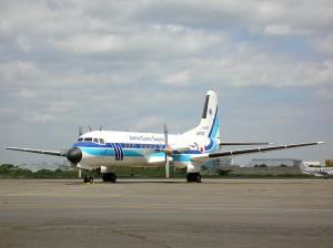 海上保安庁の機体