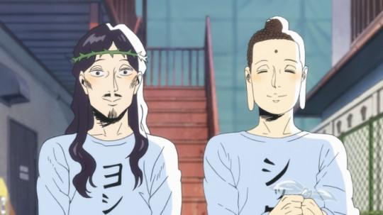 アニメ映画『聖☆おにいさん』