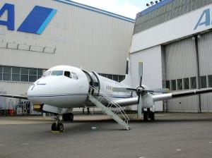 国土交通省航空局の機体