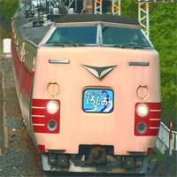 381系登場時の国鉄特急色車両を利用した『なつかしのくろしお』号が新大阪~新宮間で運転