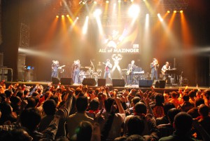 『水木一郎 All of Mazinger Live』