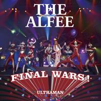 THE ALFEE最新シングル、『ウルトラマン列伝』とのコラボジャケット写真が話題