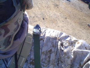 肩のカメラ