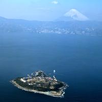 熱海市初島がNHK Eテレで放送の『はなかっぱ島』に変身