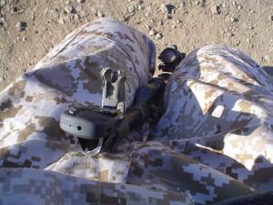 銃口のカメラ