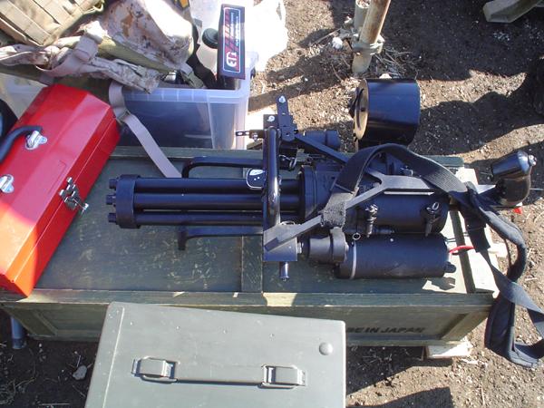 バルカン砲