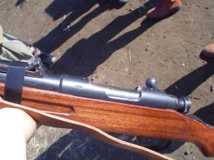 自作三八式小銃