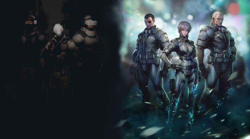 『攻殻機動隊 STAND ALONE COMPLEX』