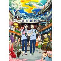 アニメ映画『聖☆おにいさん』最新ビジュアル&劇中カット解禁!