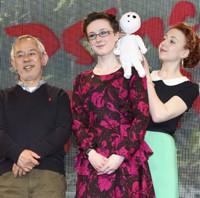 イギリスから『もののけ姫』がやってくる!舞台『Princess MONONOKE~もののけ姫~』記者発表会レポート