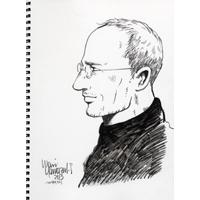 『テルマエ・ロマエ』のヤマザキマリが新連載開始!!まさかの『スティーブ・ジョブズ』を漫画化!