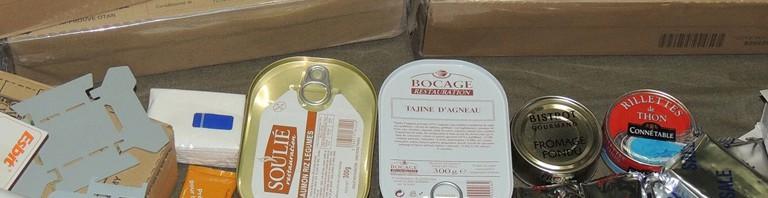 【ミリヲタ的グルメ】第27食 フランス軍コンバット・レーション