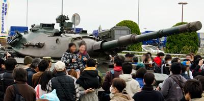 【動画付】大洗に戦車がやってきた!「海楽フェスタ」ガールズ&パンツァーリポート!