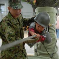 陸上自衛隊イベント写真