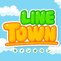 『LINE TOWN』ロゴ