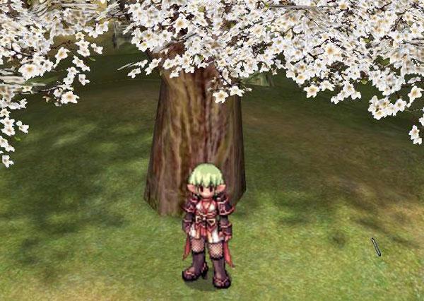 「影狼」&「朧」ゲーム内画像
