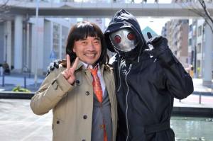 「リアル鬼ごっこ」竹中直人+鬼