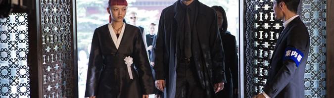 ハリウッド映画『ウルヴァリン:SAMURAI』、日本人ユキオ&ウルヴァリン2ショット写真解禁