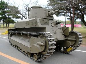 八九式中戦車乙型