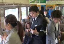 JR北海道、警察が乗車してのマナー向上キャンペーン実施