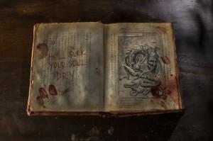 『死霊のはらわた』カット8