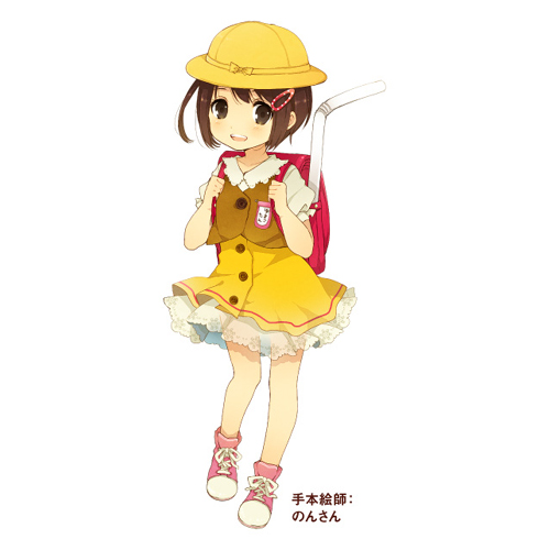(手本絵師_のんさんの作品)