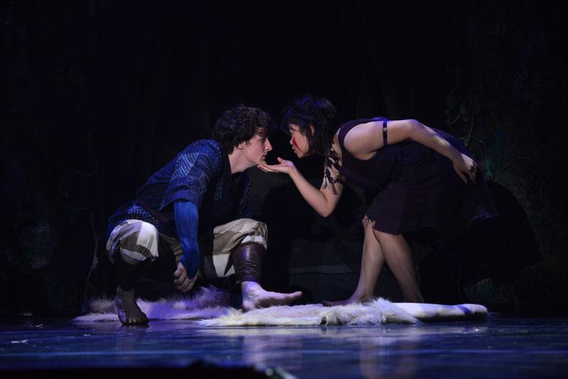 もののけ姫舞台写真2