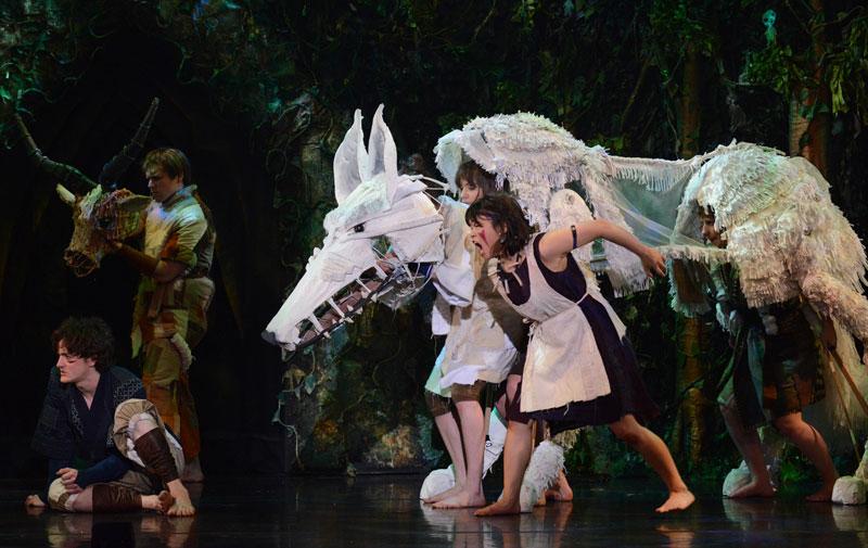 もののけ姫舞台写真1