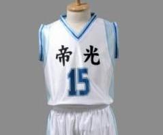『黒子のバスケ』でキャラクター達が着用していた衣装が商品化決定