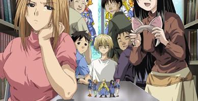 『げんしけん二代目』テレビアニメ化決定、放送は2013年夏