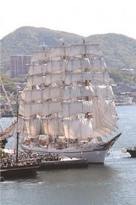 『2013長崎帆船まつり』1
