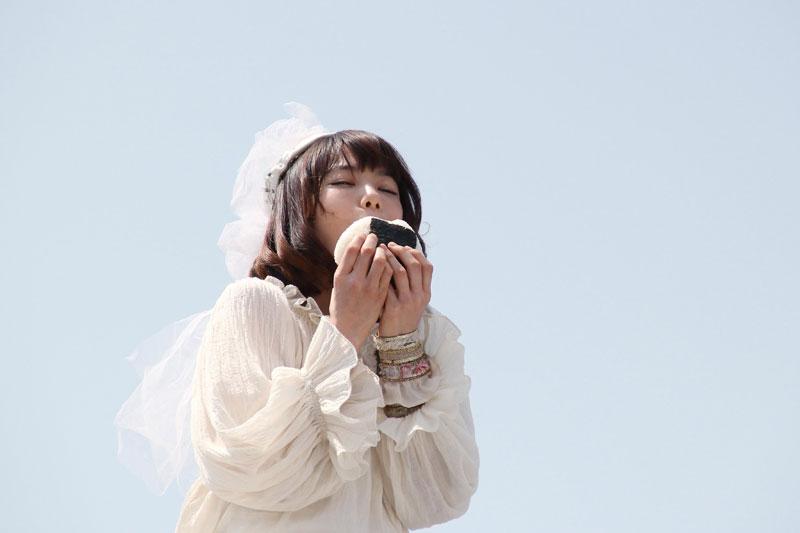 テレビ東京13年7月クール「たべるダケ」後藤まりこ01