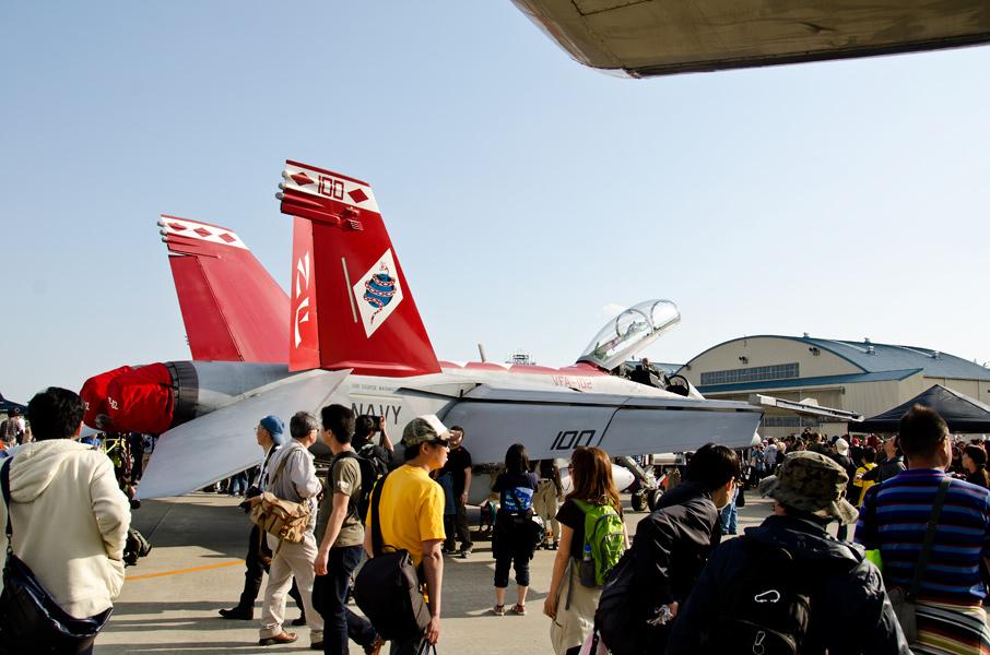 VFA-102のCAG機