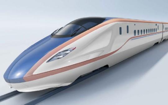 北陸新幹線用新型車両