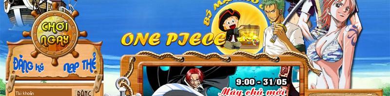 ワンピースのベトナム語版海賊ゲームが堂々としすぎ