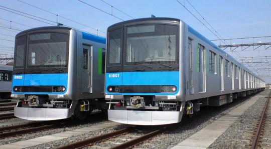 野田線新型車両60000系