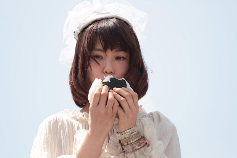 テレビ東京13年7月クール「たべるダケ」後藤まりこ02
